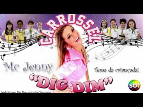 TRILHA SONORA CARROSSEL_ DigDim - MC Jenny, o funk da turma