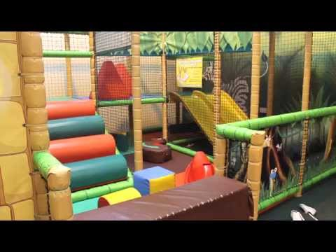 Wild Things Soft Play Centre - Promotional Video