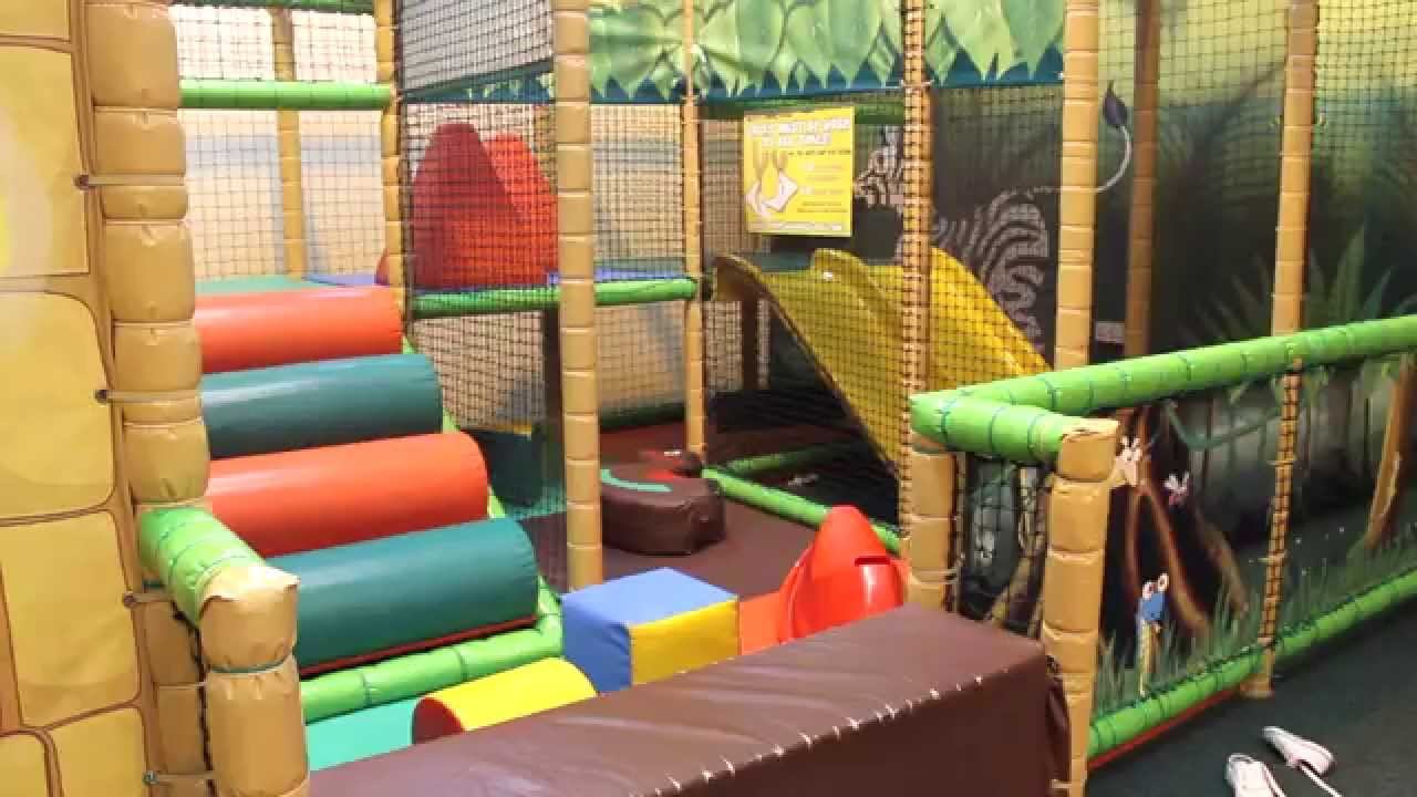 Wild Things Soft Play Centre Stockport
