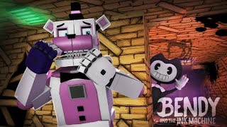 Funtime Freddy and the Ink Machine (Bendy and the Ink Machine FNAF Roleplay)