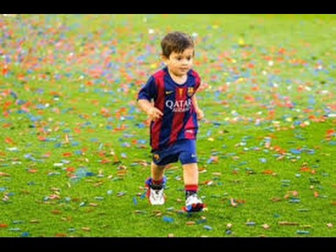 Thiago Messi ● Next Generation