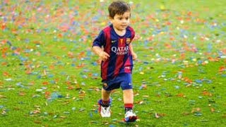 Thiago Messi ● Next Generation