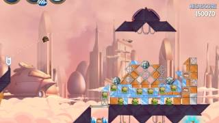 Angry Birds Star Wars 2 Rise of the Clones B4-S1 Map Location