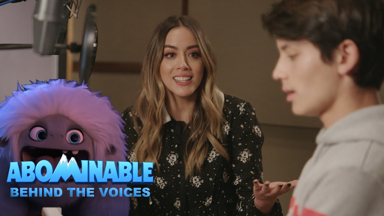 Download 'Abominable' Behind the Voices