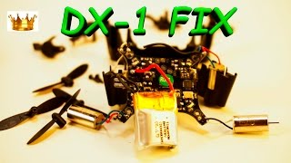 WHAT'S INSIDE SHARPER IMAGE DX-1 MICRO DRONE? & FLY !