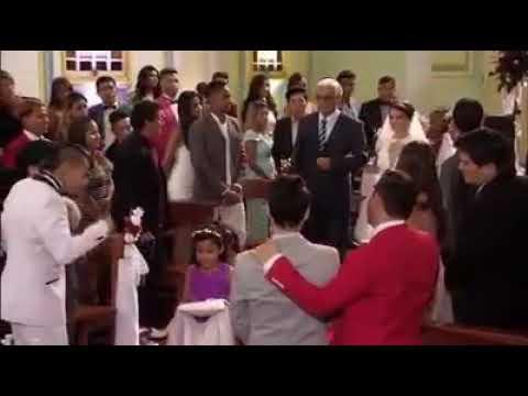 LA BODA DEL BRAYAN Y BIACHI *CUATRO CUARTO* - YouTube