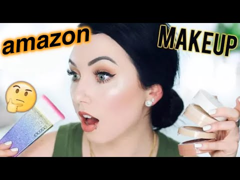 AMAZON MAKEUP TESTED! First Impressions