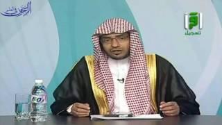 من أحكام السُّنن الرواتب - الشيخ صالح المغامسي