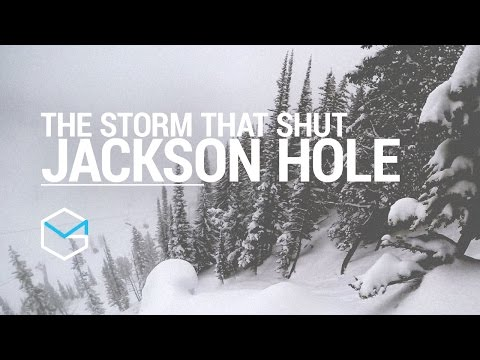 Jackson Hole Backcountry Avalanche - GoPro HERO5