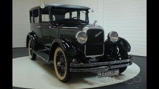 Studebaker Dictator 1928-VIDEO- www.ERclassics.com
