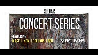 MOAH Cedar Virtual Concert Series (July)