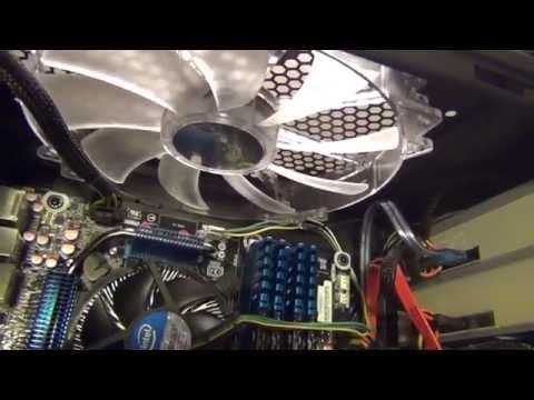 Cooler Master MegaFlow 200 Computer Case Fan (R4-LUS-07AR-GP) Review