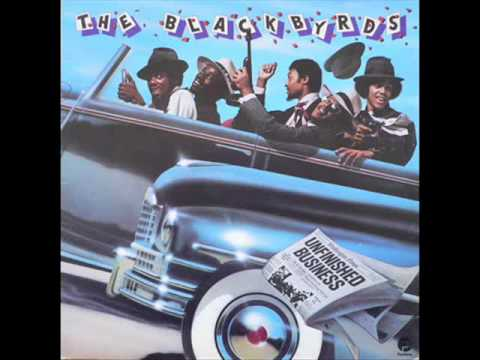 The Blackbyrds - Unfinished Business - 1976