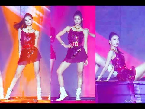 191227 ITZY Lia Bad Girl Good Girl+ICY Focus Cam @KBS Gayo Daechukje