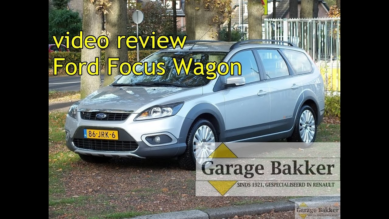 video review ford focus wagon 1 8 x road 2009 86 jrk 6. Black Bedroom Furniture Sets. Home Design Ideas