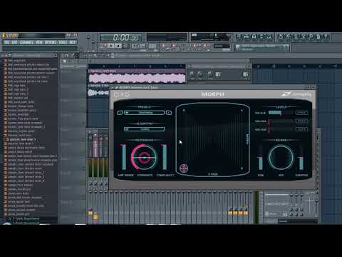 Zynaptiq Morph Fl Studio Demo