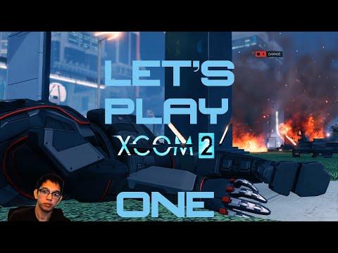 Let's Play XCOM2 Legend Ironman, Alien Hunters DLC Ep.1 |