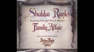 SHABBA RANKS - Family Affair (Old School Retro Mix)