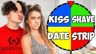 EXTREME Spin the DARE Wheel Challenge w/ CRUSH (Sommer Ray & FaZe Jarvis)