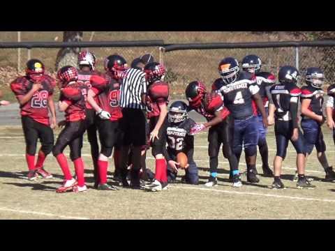 Bedford vs Forest Red - Bedford County Superbowl 11-2-16