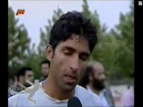 Interview with Team Melli players