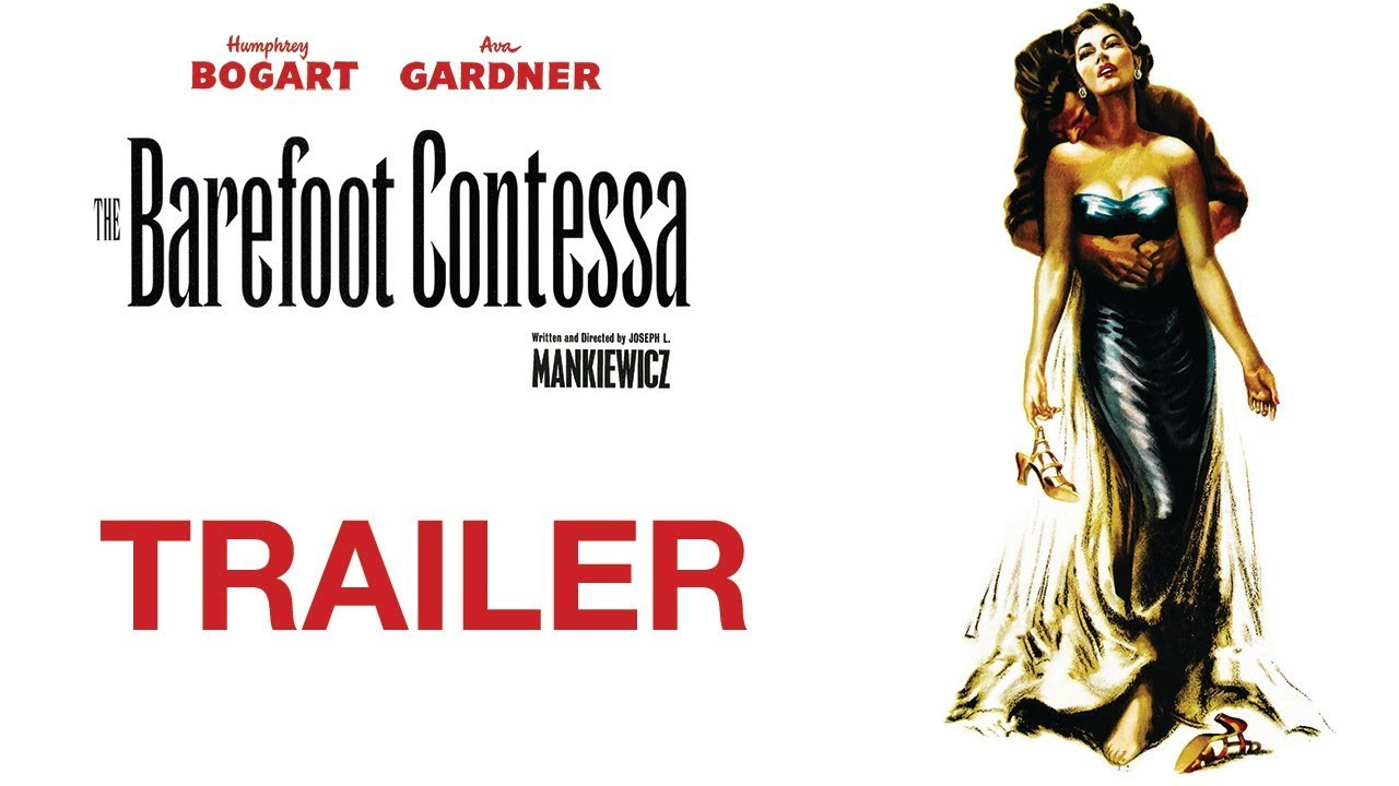 Download THE BAREFOOT CONTESSA (Masters of Cinema) New & Exclusive Trailer
