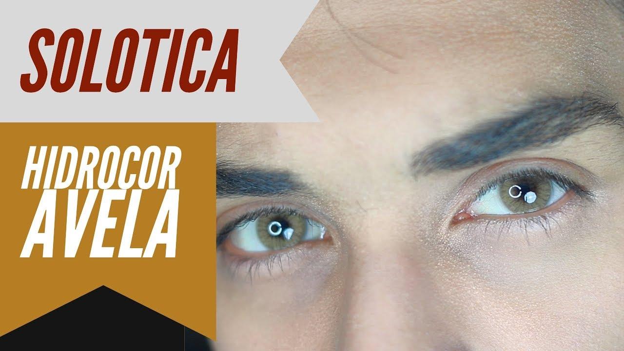 Colored Contact Lenses Solotica ... - mastervisionlens.com