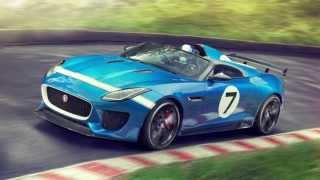 Jaguar Project 7 Concept 2013 Videos