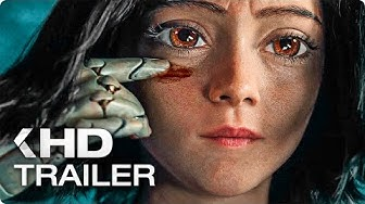 ALITA: BATTLE ANGEL Finaler Trailer German Deutsch (2019)