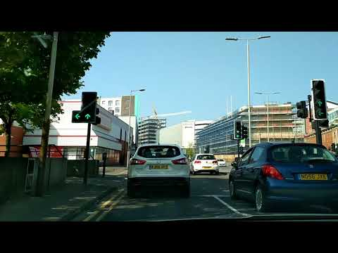 Leicester City Drive | England | UK