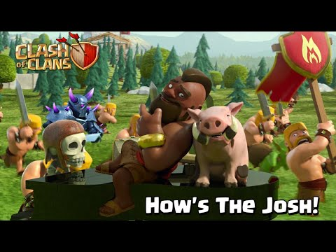 HGHB IS NEW LOVE 😍, HOG HEAVEN EVENT, CLASH OF CLANS INDIA