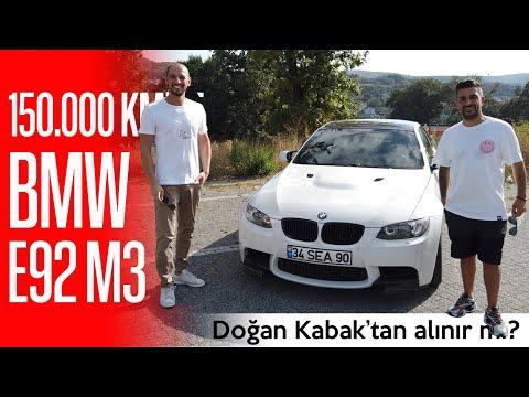 DOĞAN KABAK'TAN 150 BİN KM'DE BMW M3 ALINIR MI?