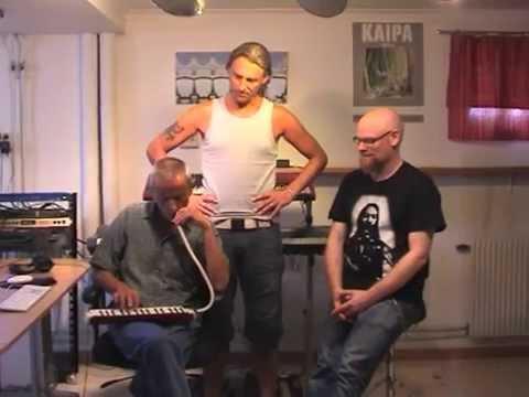 KAIPA: Sattyg Sessions (Clips from the recording of the album Sattyg)
