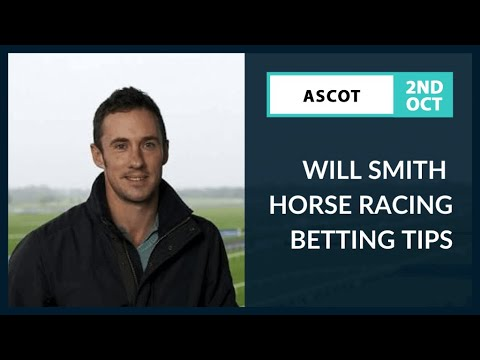 Will Smith Betting Tips - Ascot – Saturday 2nd October (Equine Productions 'The Fall' Challenge Cup)