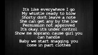 Flo Rida - Whistle [Lyrics]
