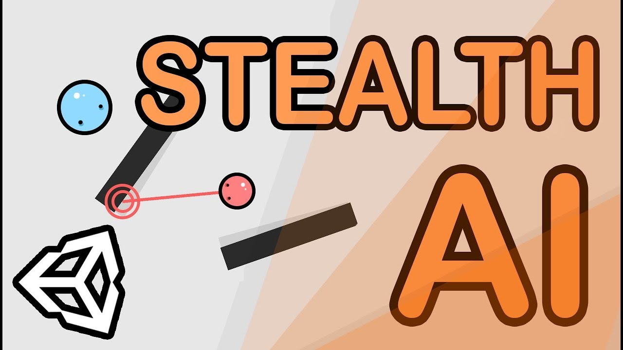 STEALTH ENEMY AI WITH UNITY AND C# - EASY TUTORIAL