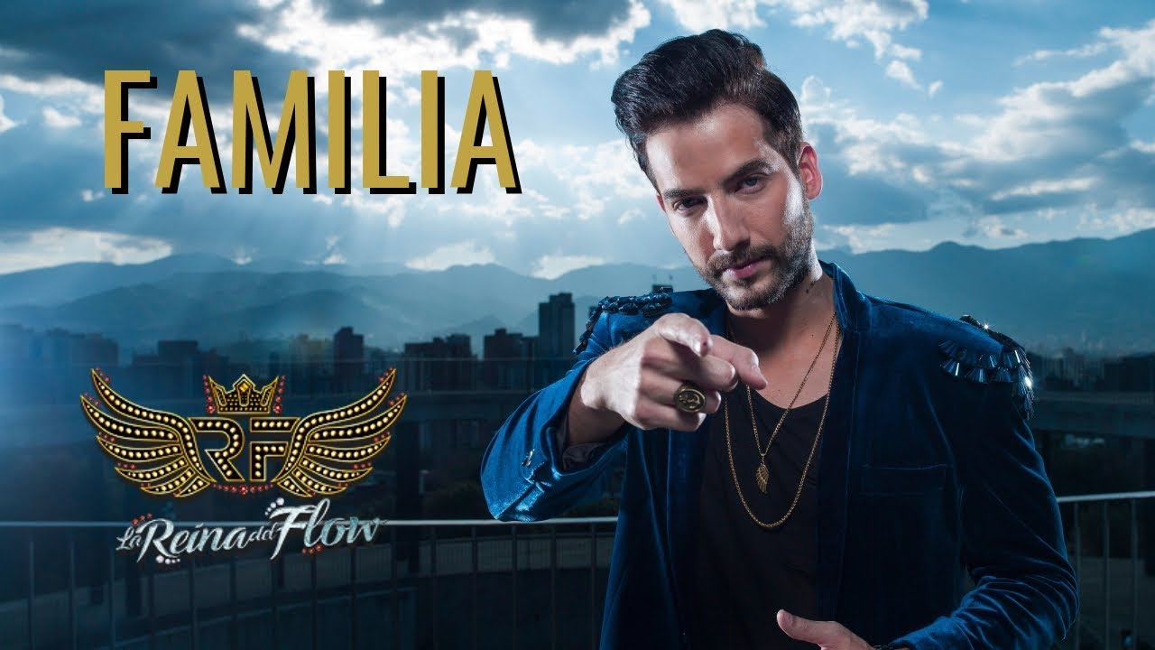 familia-erick-la-reina-del-flow-cancion-oficial-letra-caracol-television