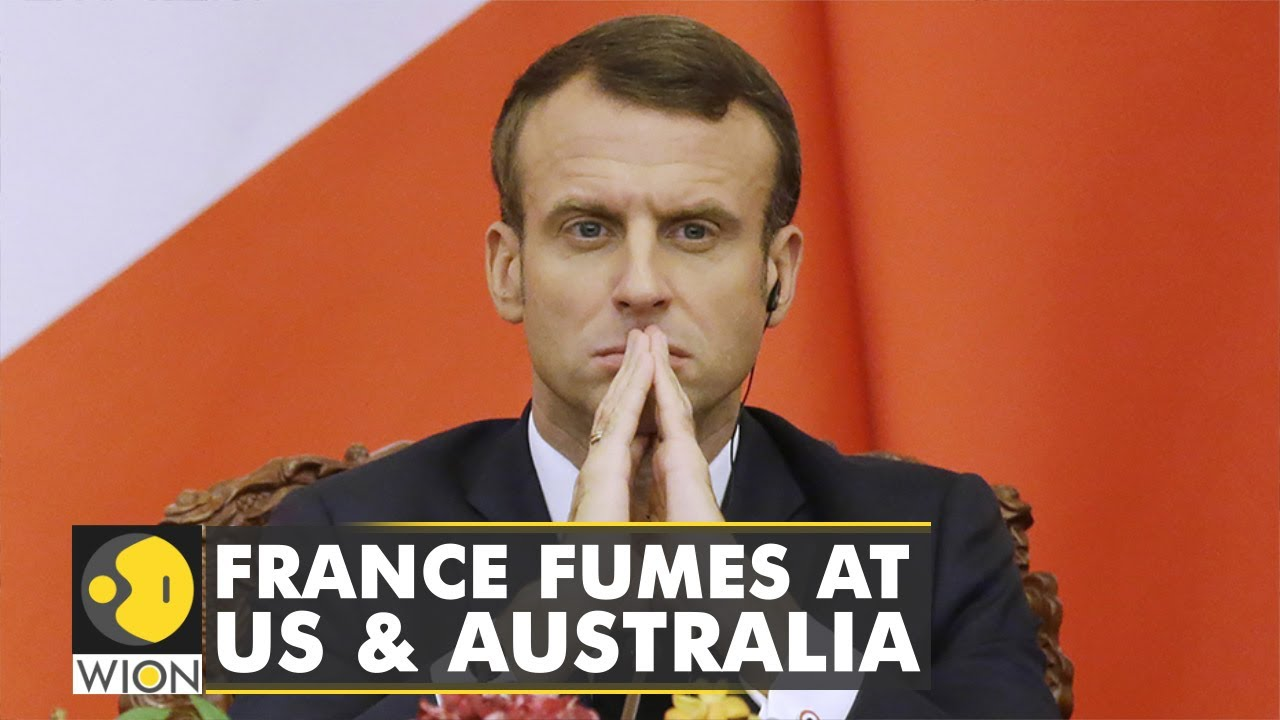 Download French government recalls its ambassadors from US and Australia | English News | World News Updates