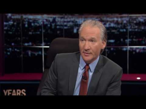 "Maher Still ""Not Crazy"" About Vaccinations."
