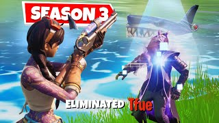 i killed tfue in season 3... (fortnite)