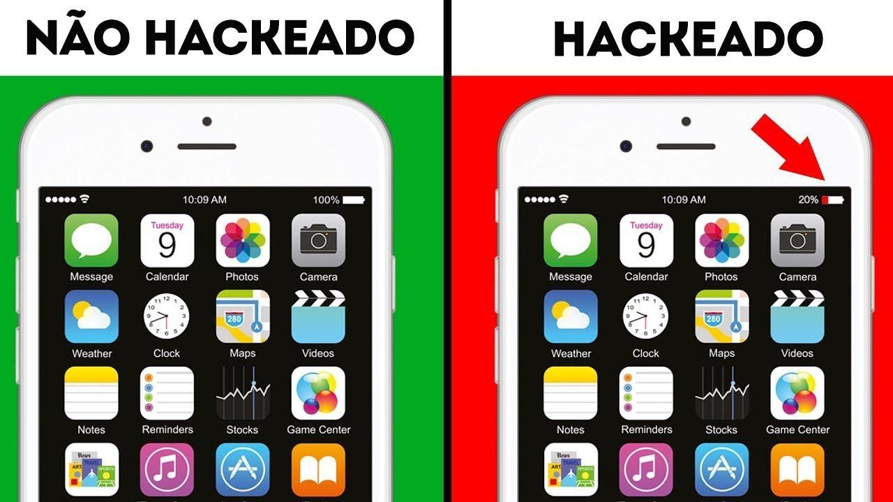 Así de fácil es hackear un iPhone o cualquier móvil Android
