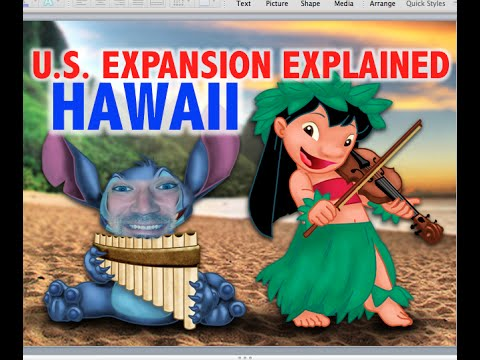 U.S. Imperialism Explained Hawaii