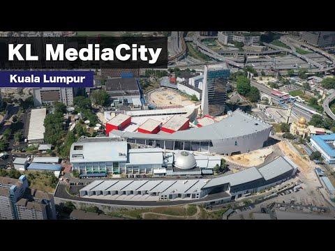 Media City Kuala Lumpur - Progress
