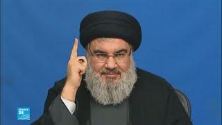 نصر الله ينفي إرسال أسلحة لأي بلد عربي