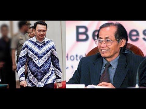 PK Ahok, Dipimpin Hakim 'Tegas' Artidjo Alkostar yang Menghukum Presiden PKS 'Korupsi Sapi' LHI