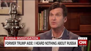 Former Trump Campaign Aide Caputo: I Heard of No Collusion With Russia