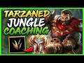 Gambar cover TARZANED COACHES ME ON HOW TO BECOME THE RANK 1 JUNGLER! - League of Legends