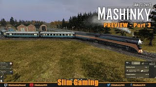 MASHINKY - Preview Part 3
