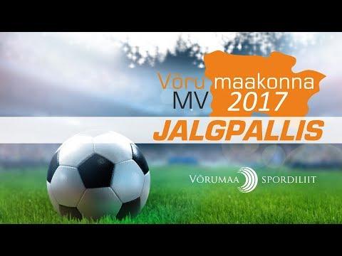 Rõuge vs Rantipol Võrumaa meistrivõistluste finaal 2017