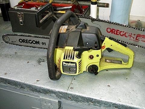 Poulan Chainsaw Compression Test